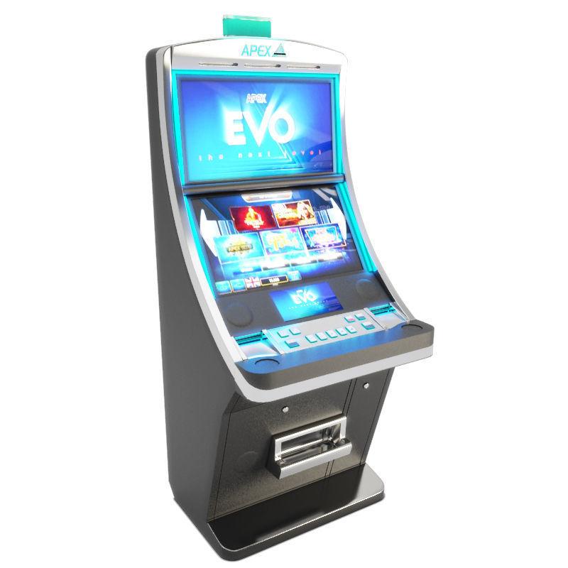 Slot Machine Blue