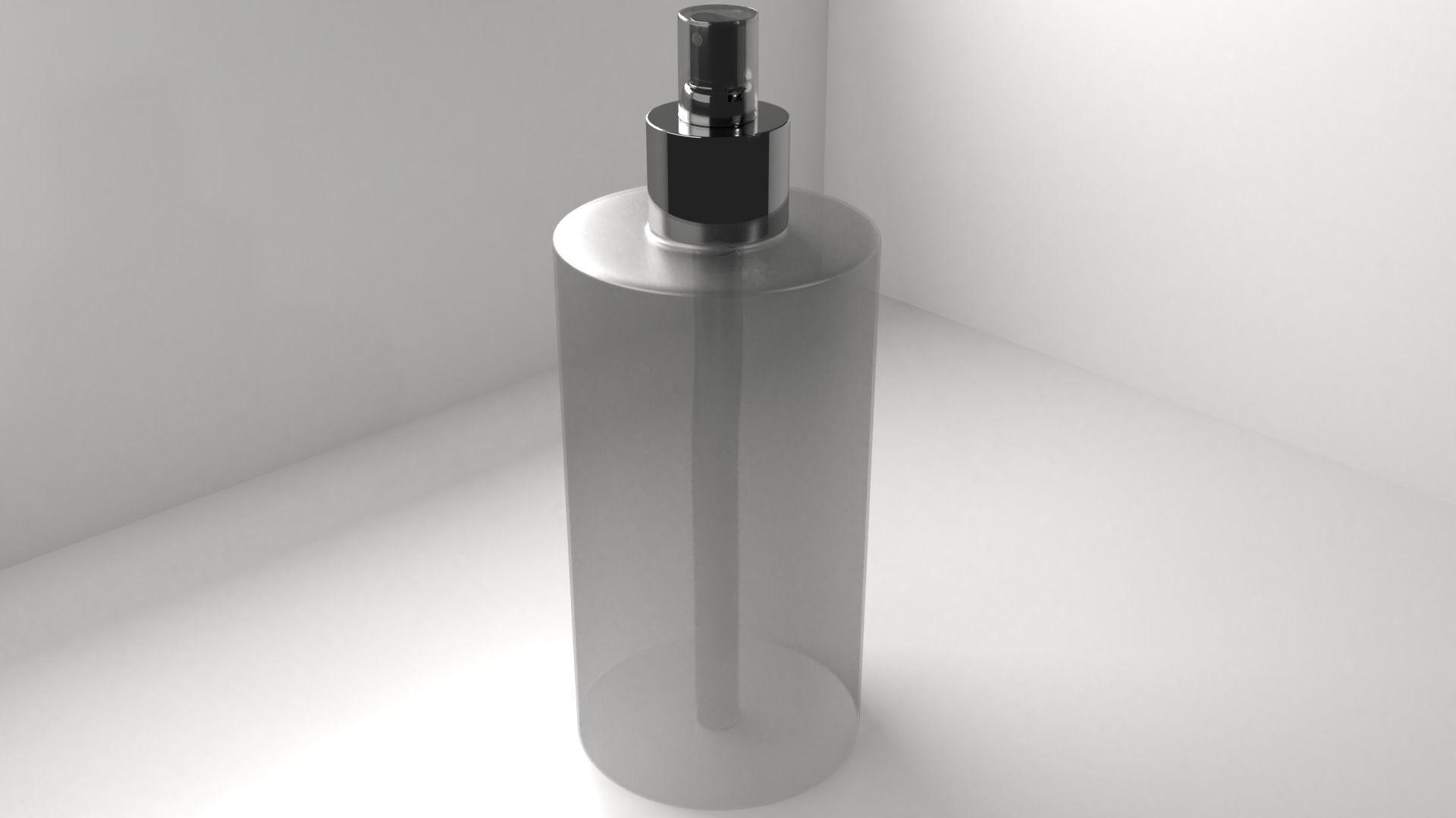 Spray Bottle 1 - Body Mist Bottle