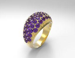 3d printable model ring 07