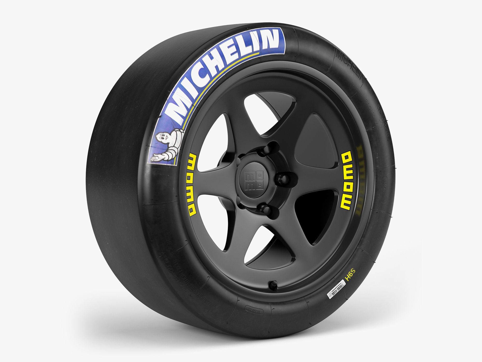 Michelin Slick Momo Combo