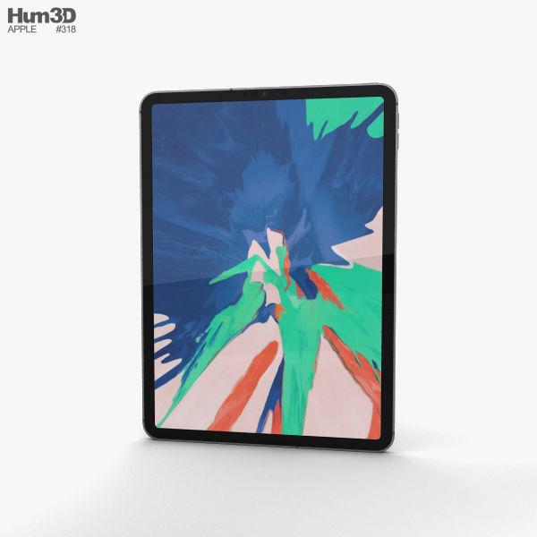 Apple iPad Pro 11-inch 2018 Space Gray