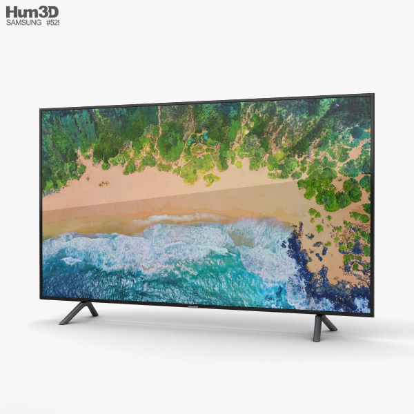 Samsung 65 NU7100 Smart 4K TV