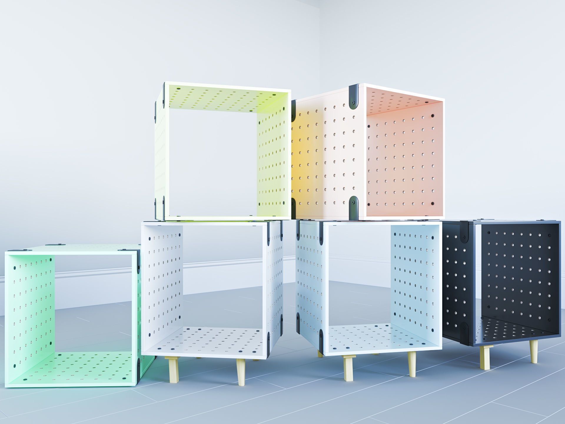 Urban Outfitters Modular Storage Unit