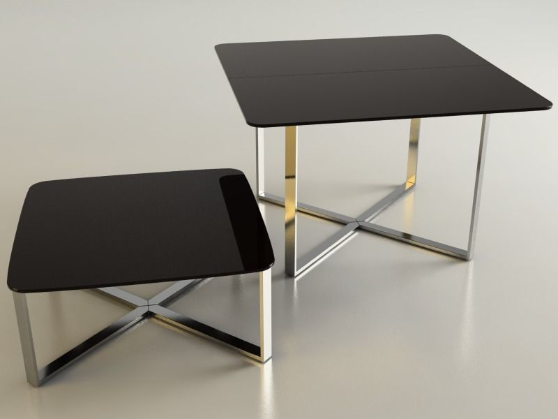 Calligaris - Crossroad and Oasis tables