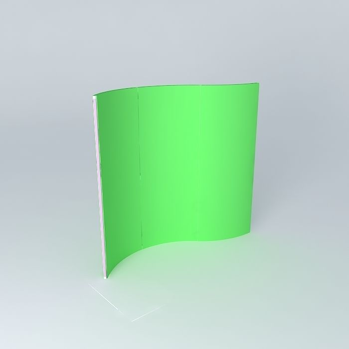 Exhibition Stand 3d Model Sketchup : Exhibition stand d model max obj ds fbx stl skp