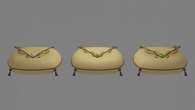 Druid Tiaras - Pack of Three