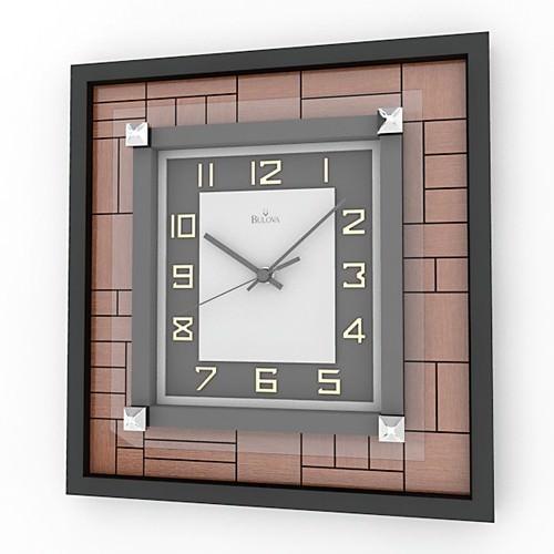 Decorative Wall Clock 023D model