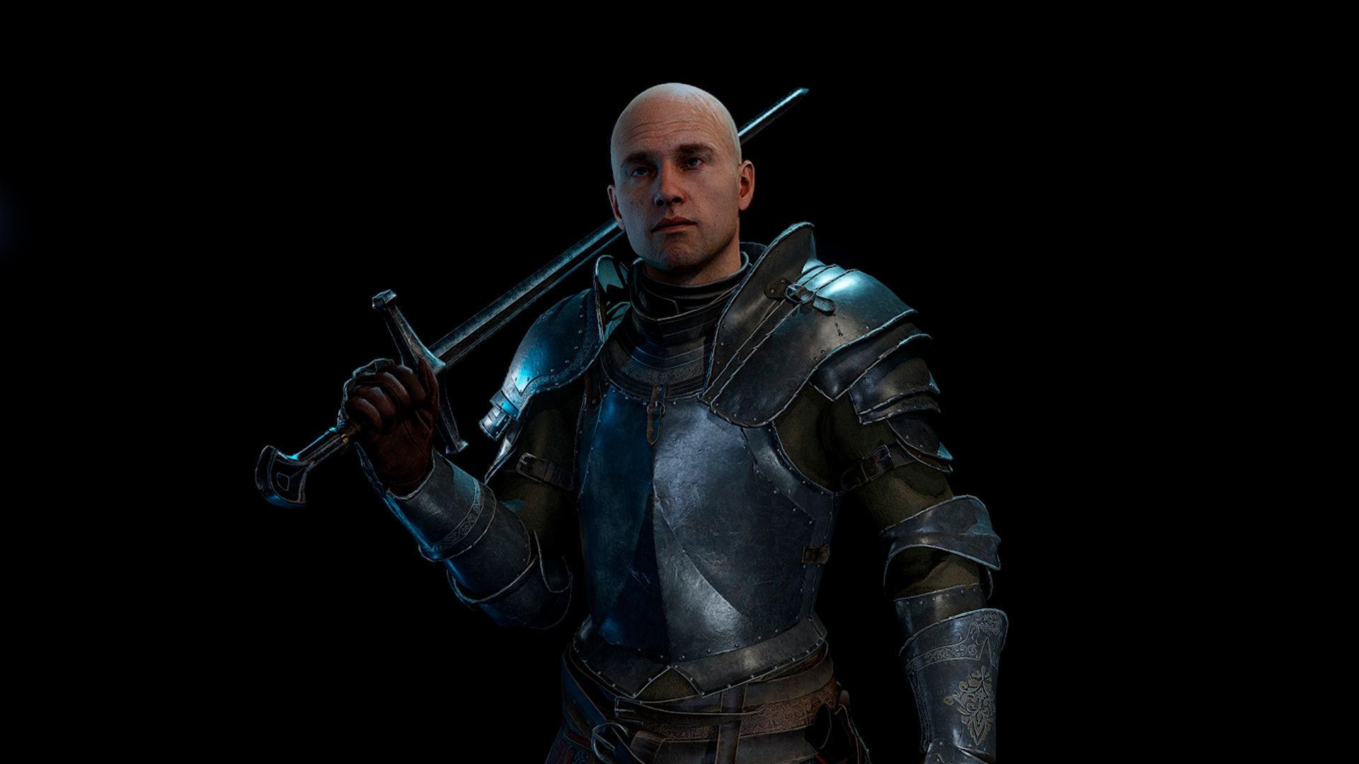 Knight Alex medieval