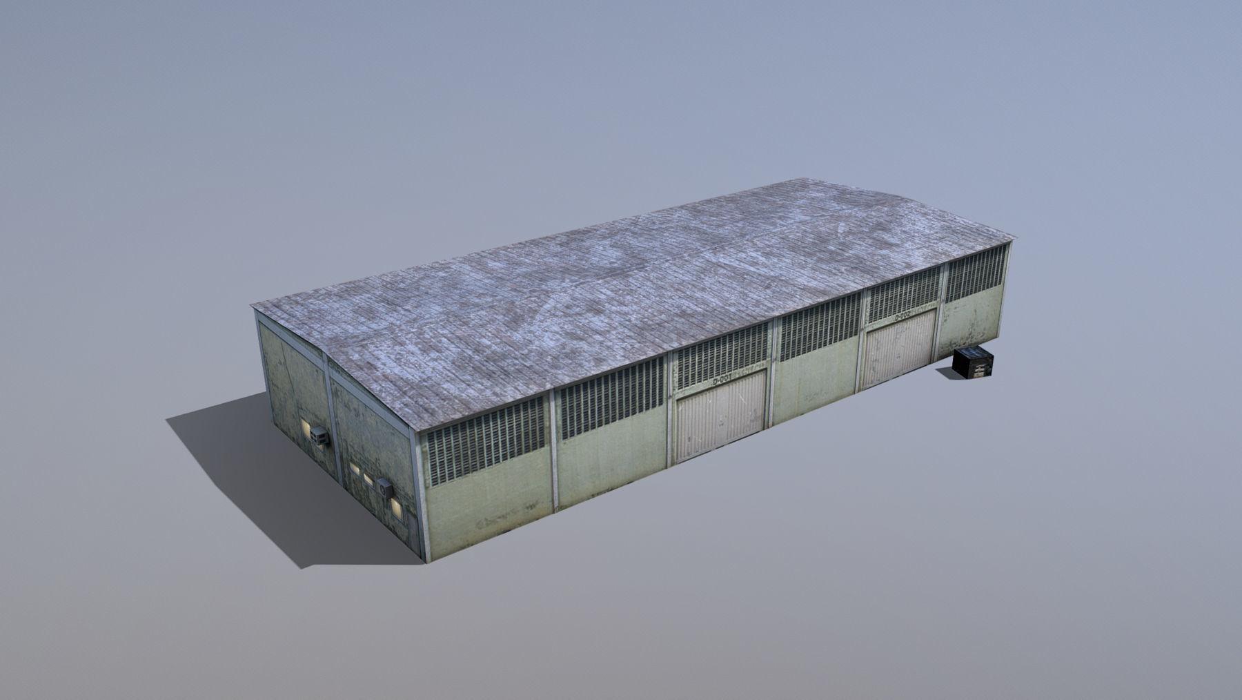 MilitaryBase PortoVelho Storage 01