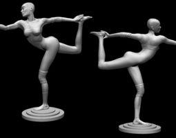 3D Grace Jones