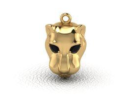panther-jaguar-pendant 3D Model