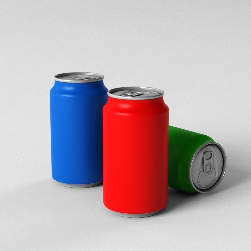 33cl Generic Cans