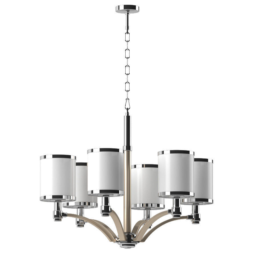 Chandelier Elstead Lighting Cgtrader