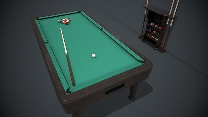 Billiard table 9ft PBR