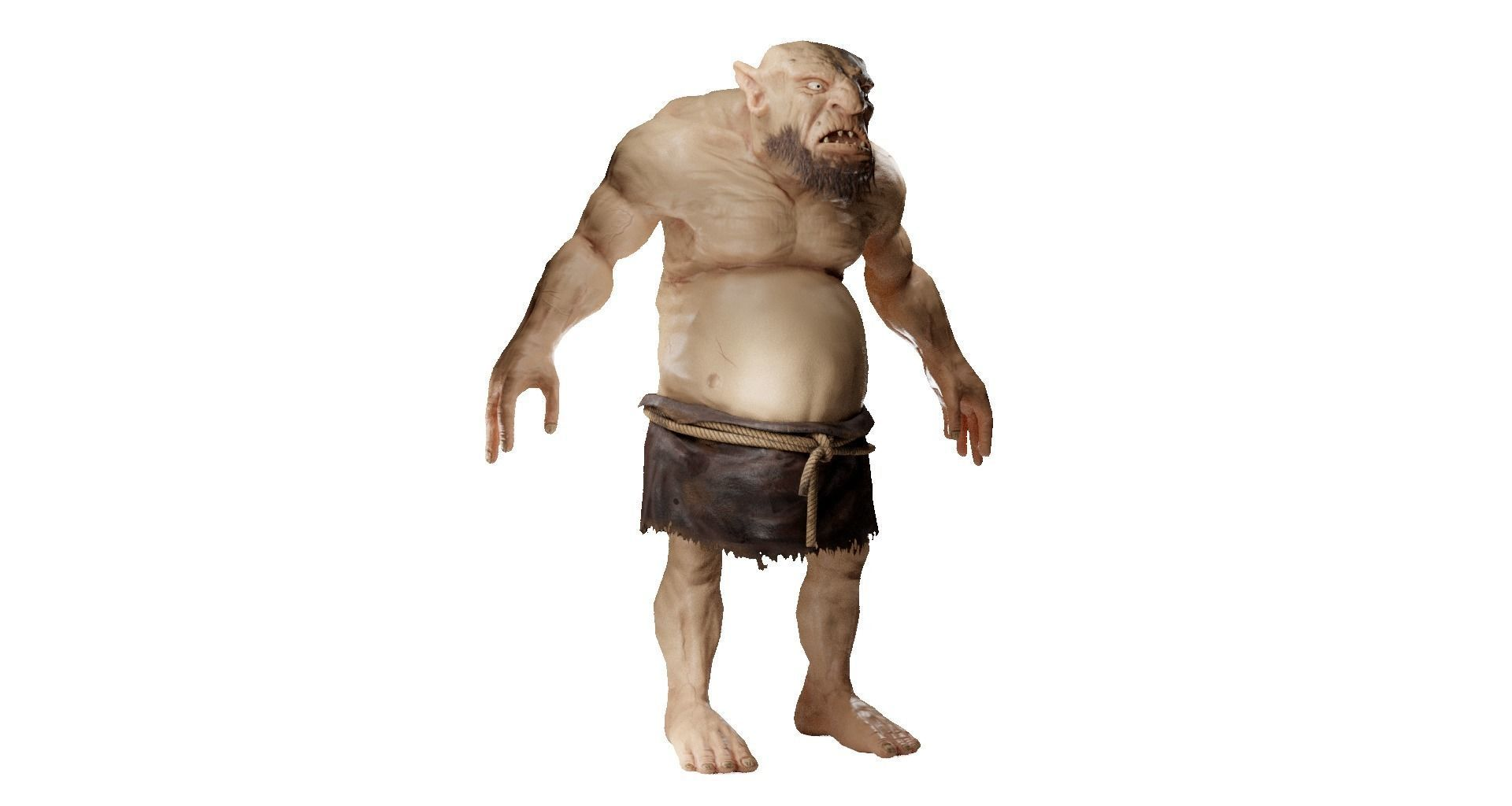 Ogre creature