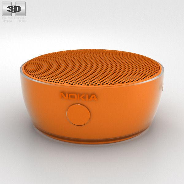 Nokia Portable Wireless Speaker MD-12 Orange