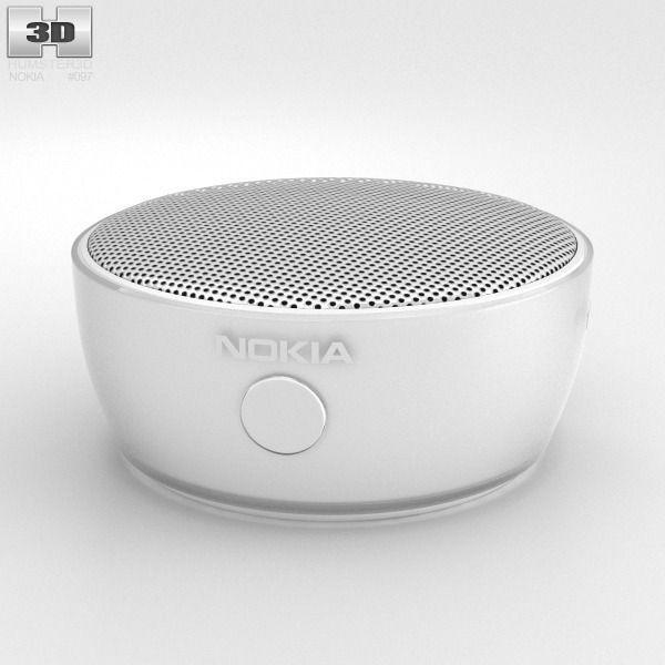Nokia Portable Wireless Speaker MD-12 White