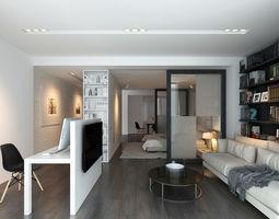 AP3 apartment 1 3D