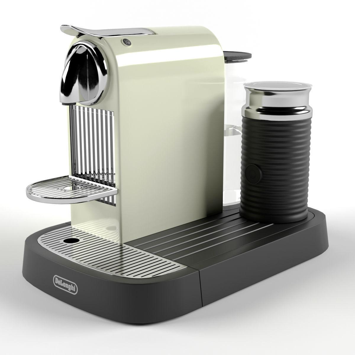 Nespresso DeLonghi Cityz and Milk EN266 CWAE