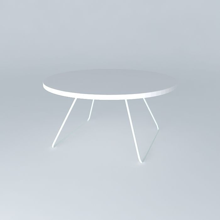 Line table free 3d model max obj 3ds fbx stl skp for New line in the table