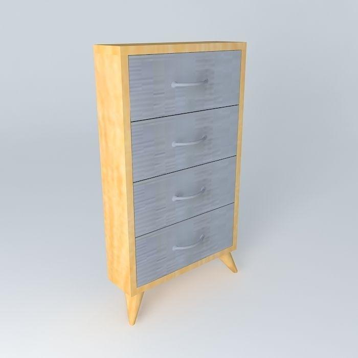 a small closed etag re cd free 3d model max obj 3ds fbx stl skp. Black Bedroom Furniture Sets. Home Design Ideas
