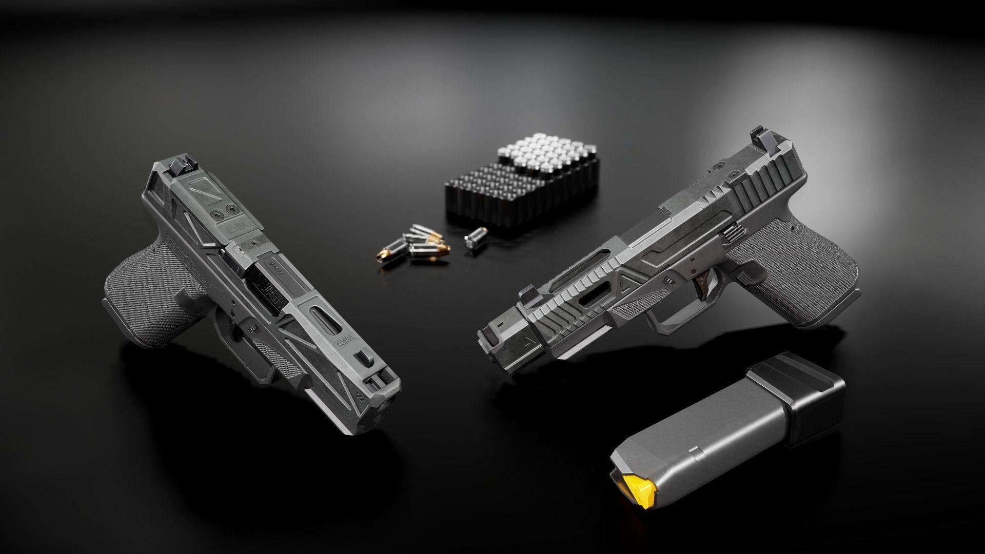 Glock 19 Tactical Handgun