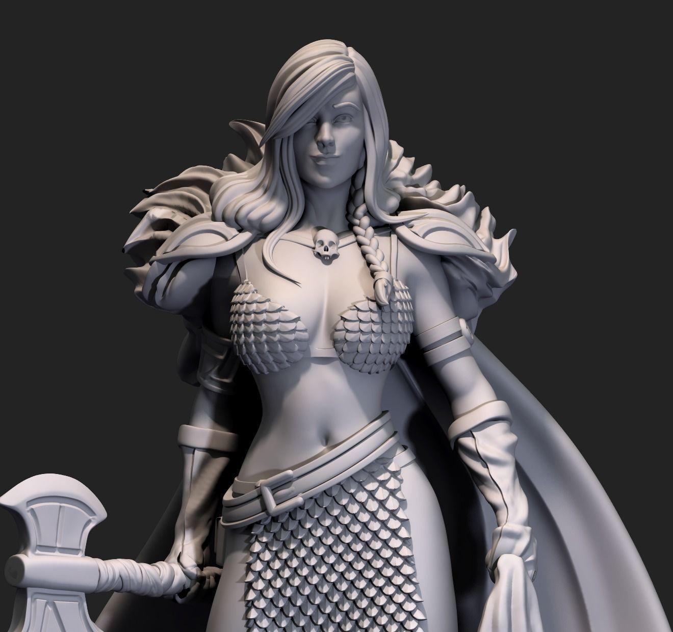 Barbarian Sonya