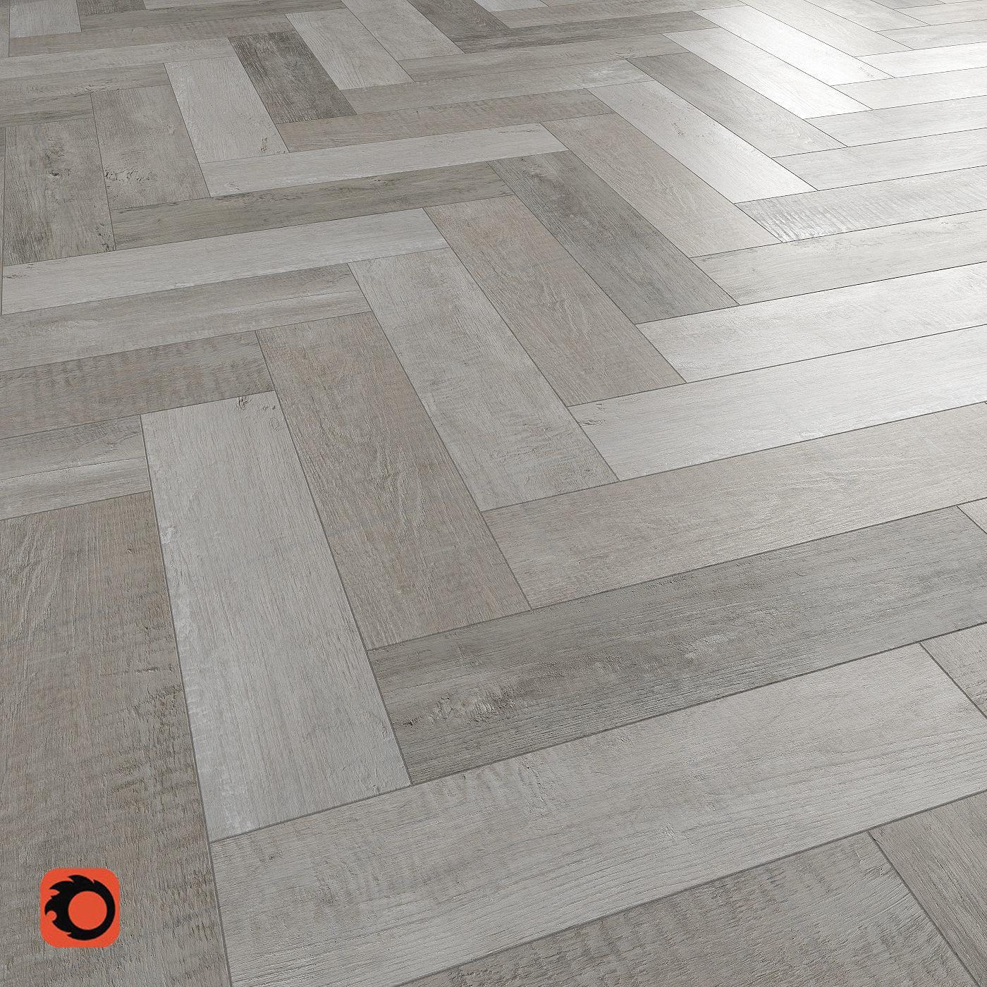 Rona light grey Floor Tile
