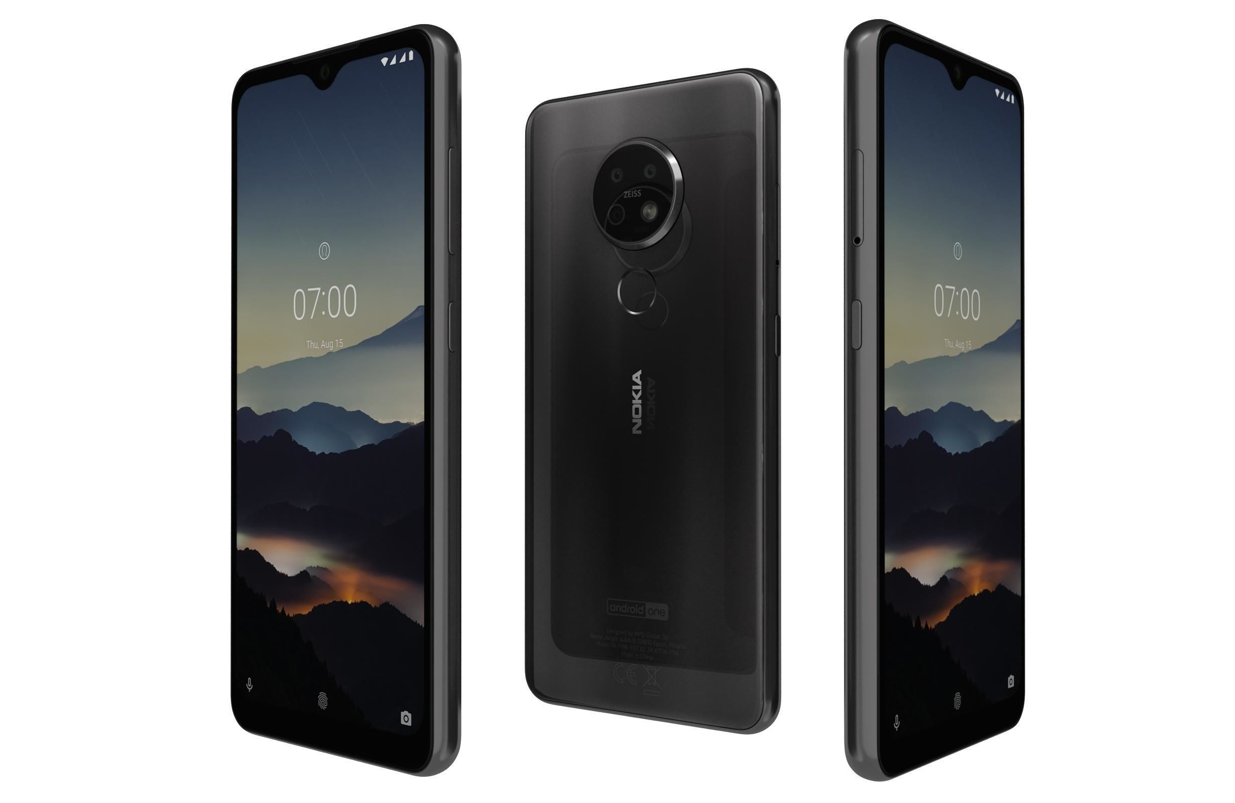 Nokia 7 2 Charcoal