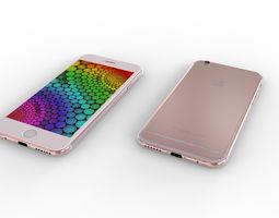iPhone 6s - original dimensions 3D Model