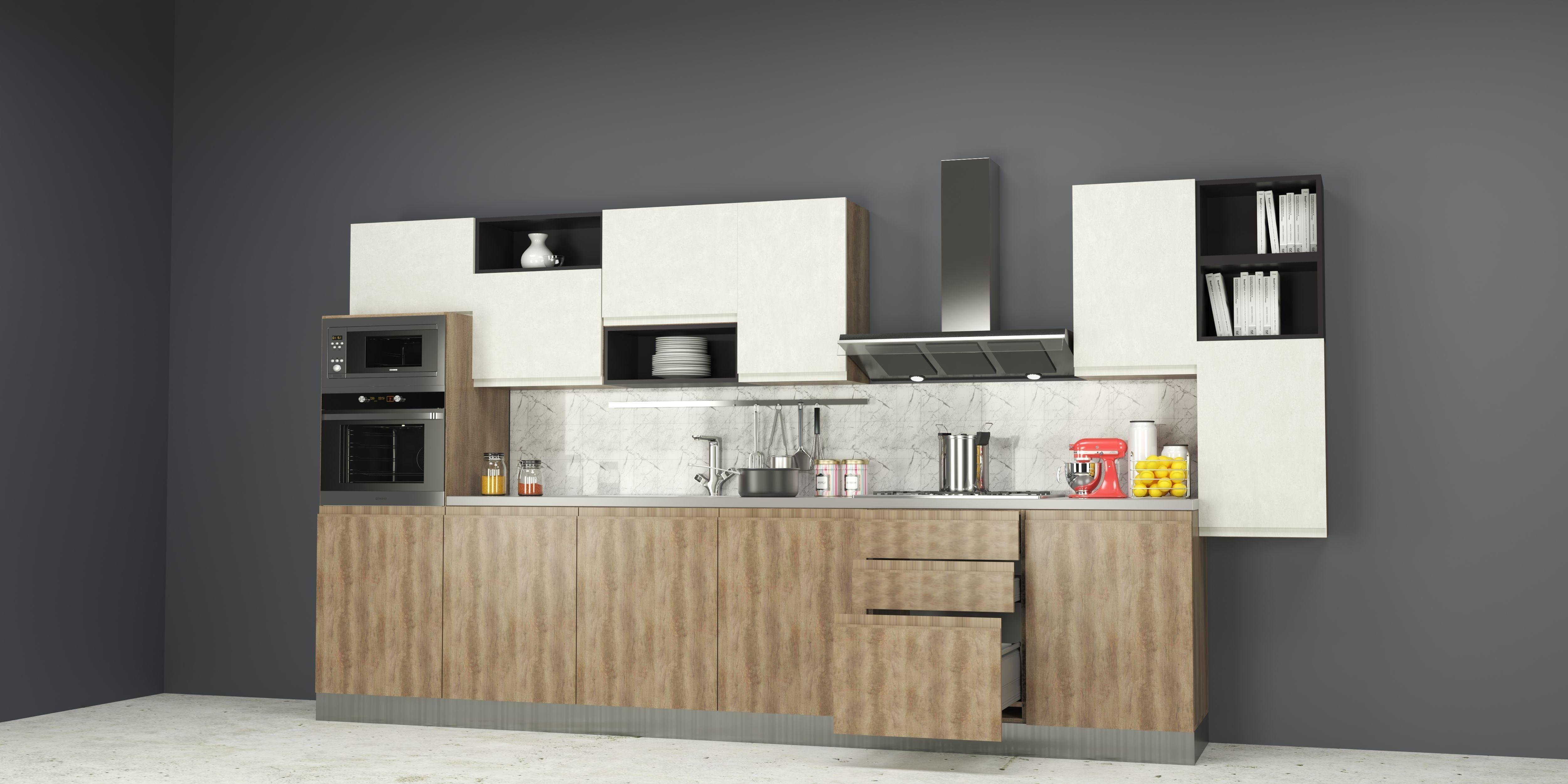 Cuisine Moderne Design cuisine moderne | 3d model