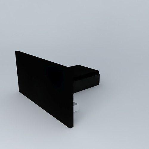 Trundle Bed 90 Cm 3d Model Max Obj 3ds Fbx Stl Skp