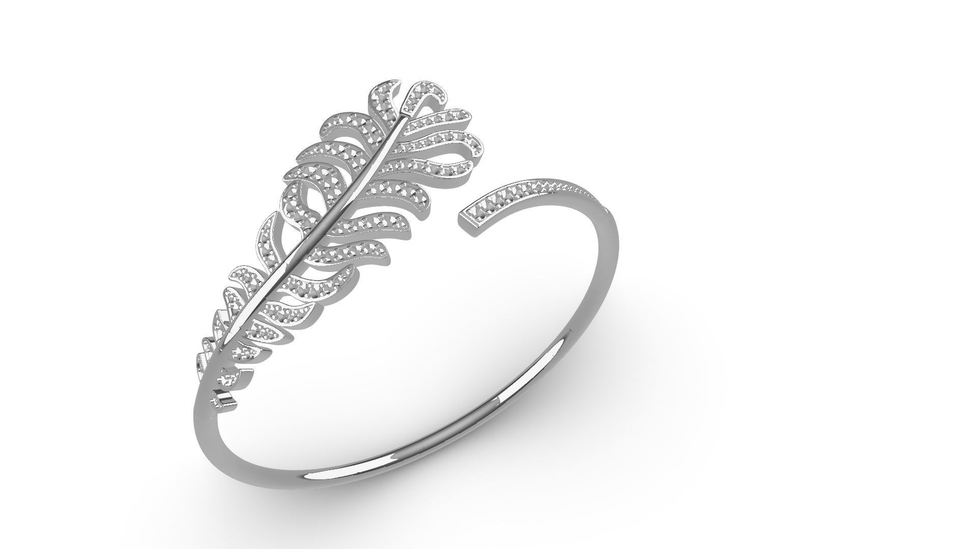 Chanel bracelet 3d print model