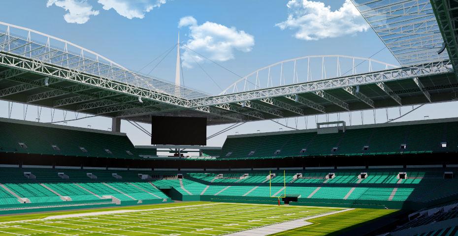 Hard Rock Stadium - Miami USA