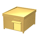 dog house 3d model obj 1