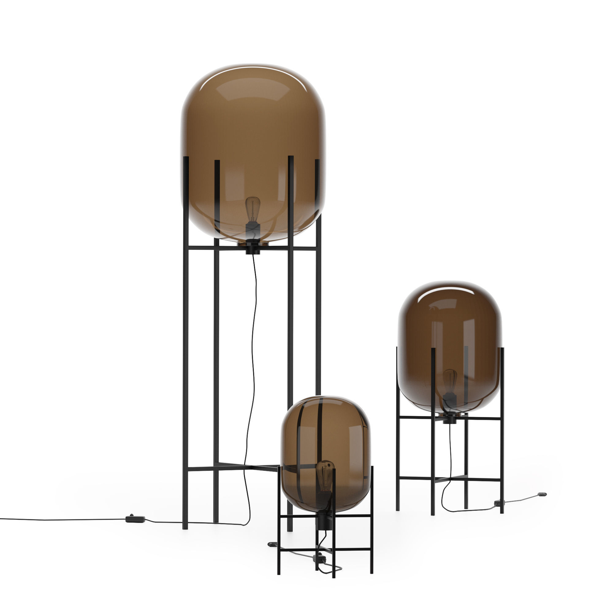 Replica Oda lamp collection - Floor and table lamps
