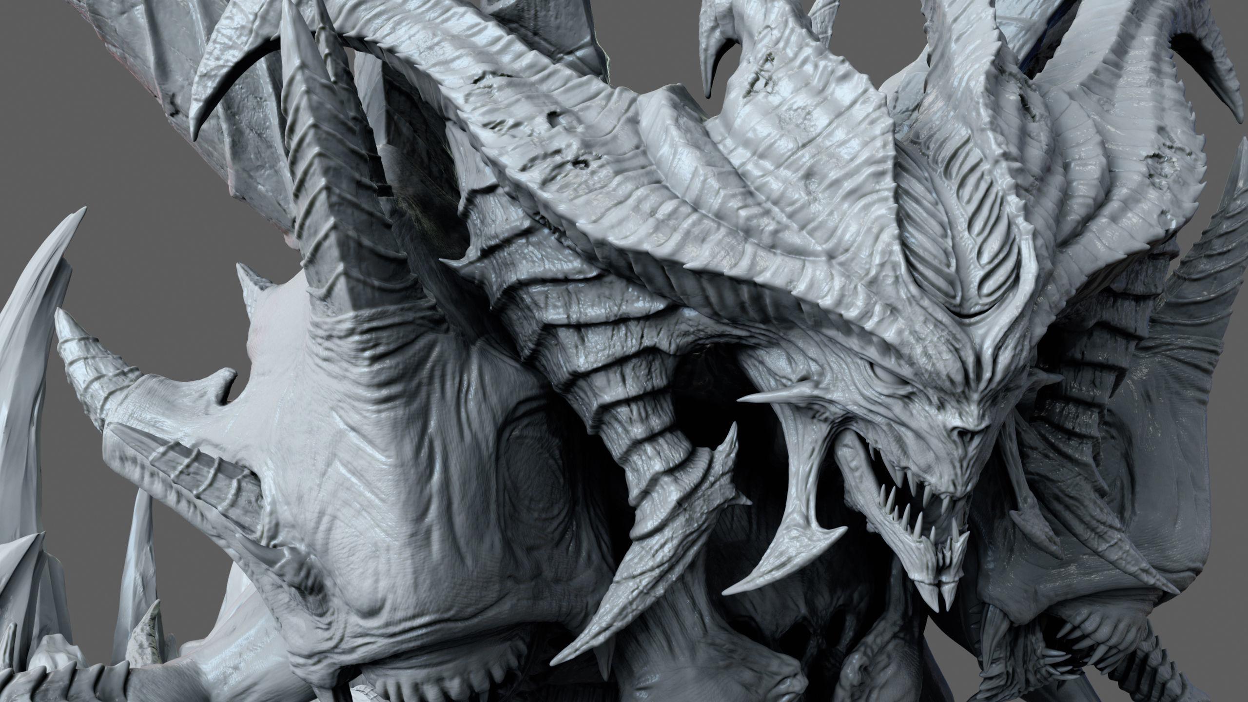 Diablo Prime Evil - 3D Print Project files