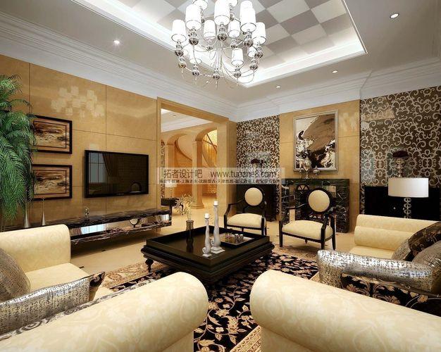 stylish interior design living room restau 3d model stylish interior design living room restau 3d model