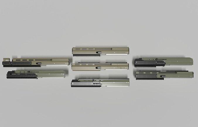 Upper Receiver - Weapon Attachment