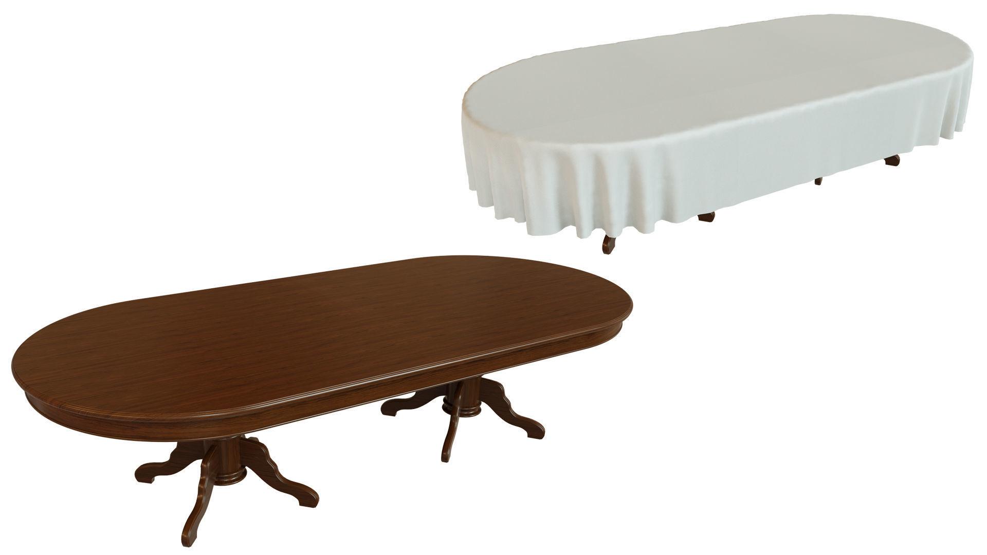Wood table 3000