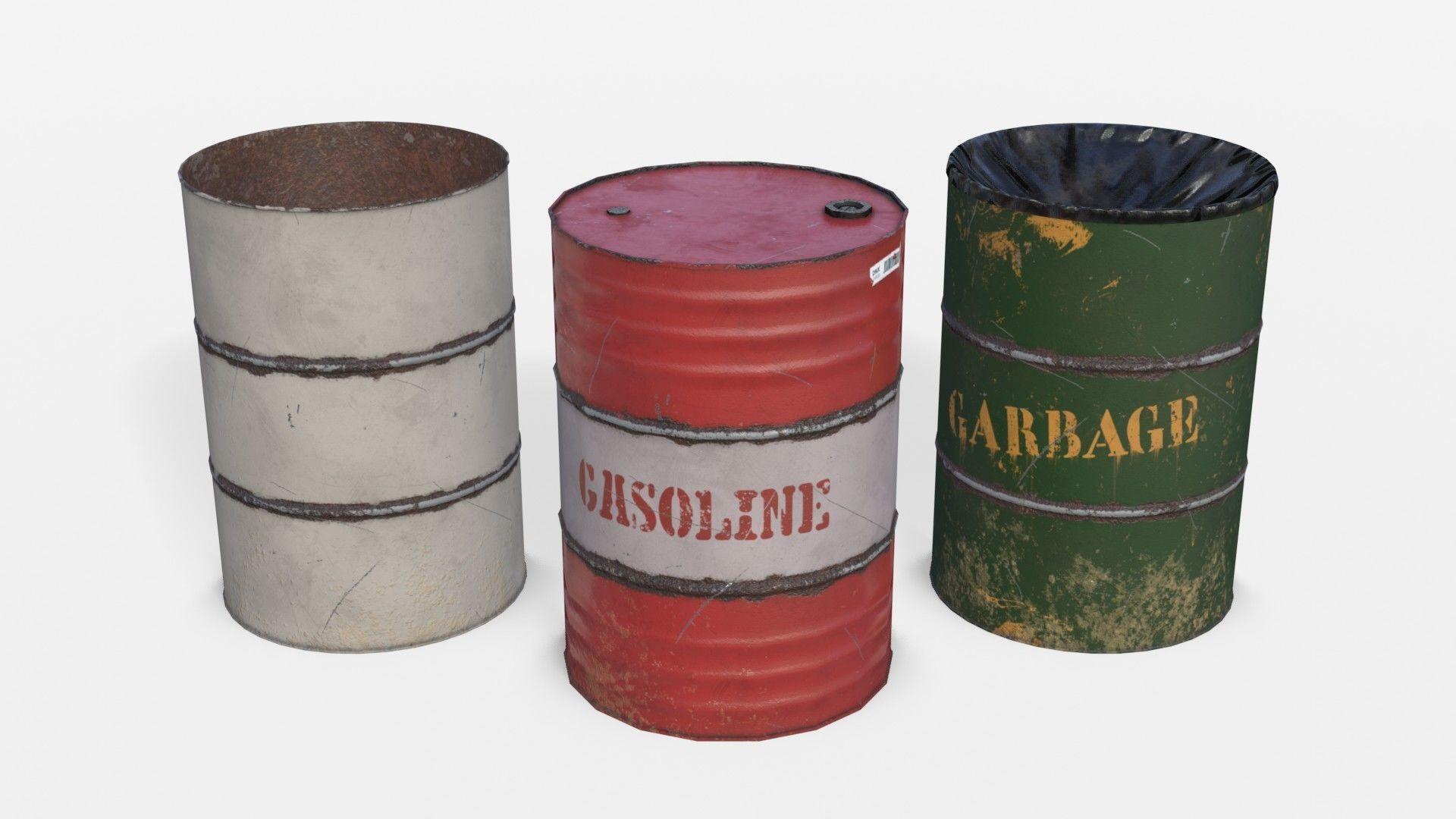 Barrels Asset 03