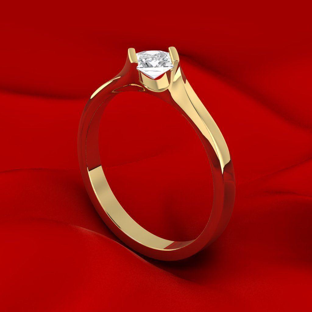 Unique Princess Ring