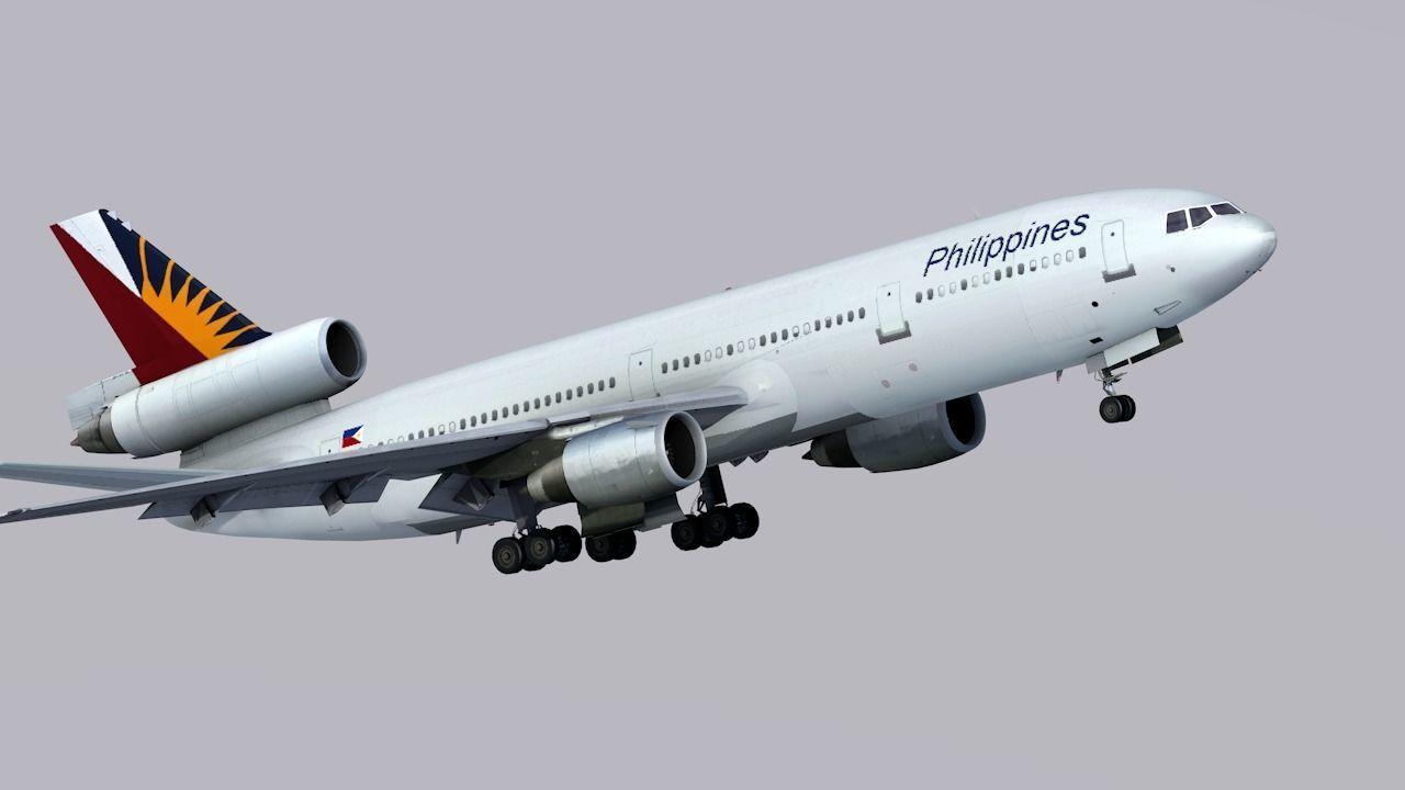 McDonnell Douglas DC-10 Philippine Airlines
