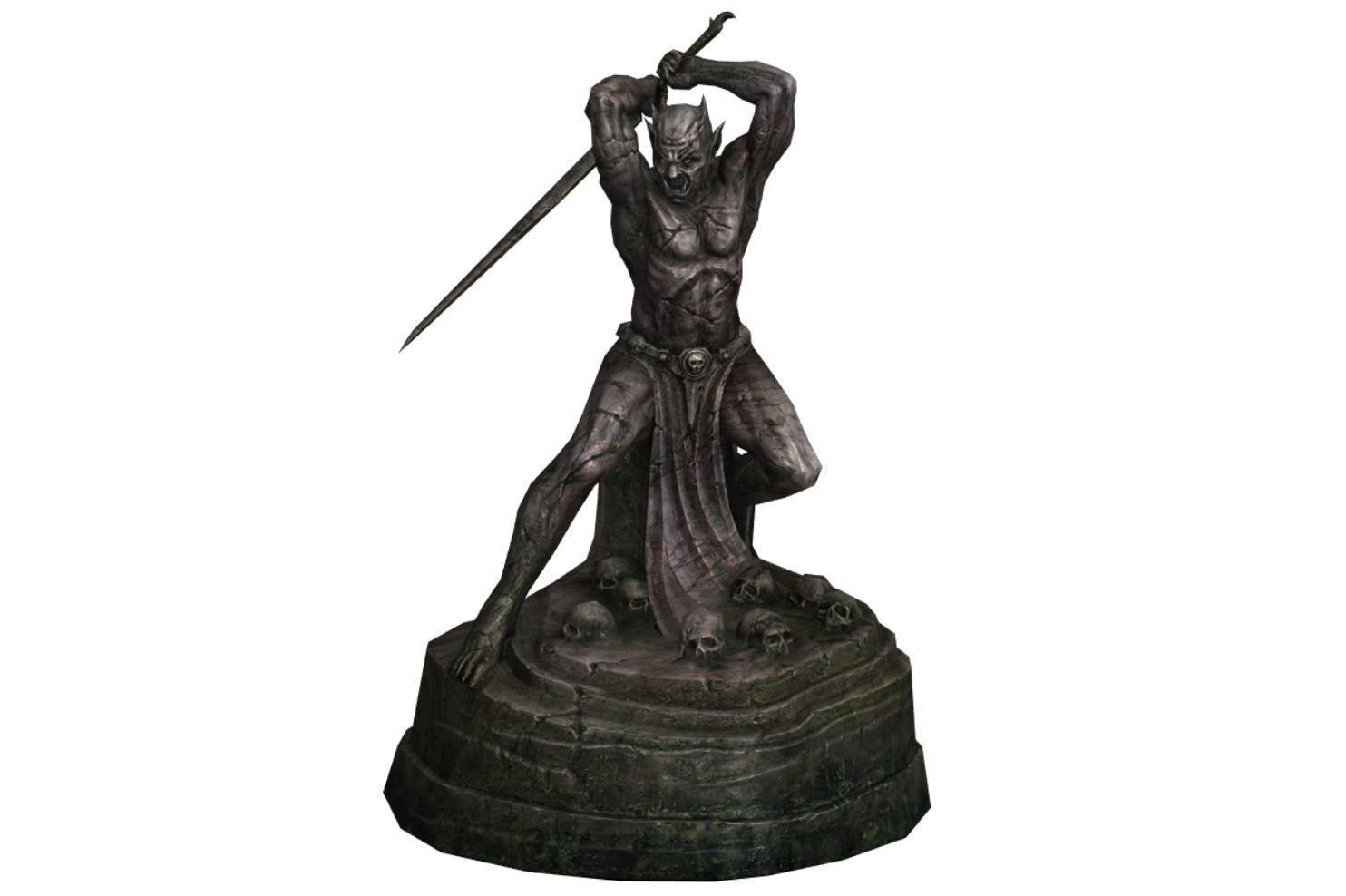 Ancient statue 06