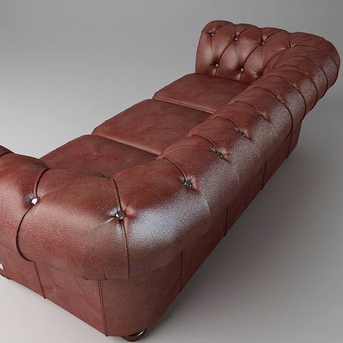 Leather Sofa Relotti Armando