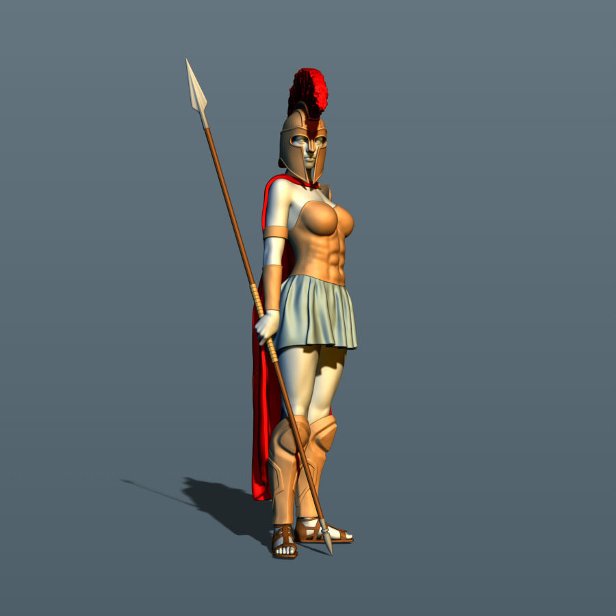 Girl from Sparta