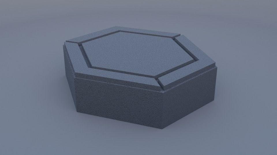 hexagon paving stone mk2