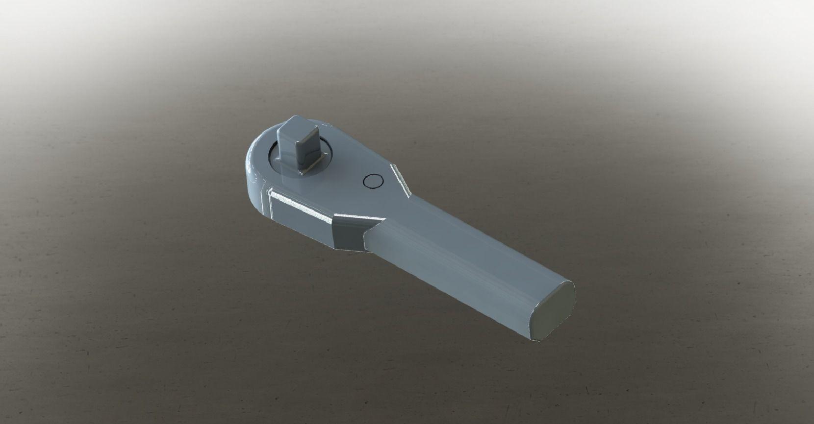 Nasa Torgue Wrench
