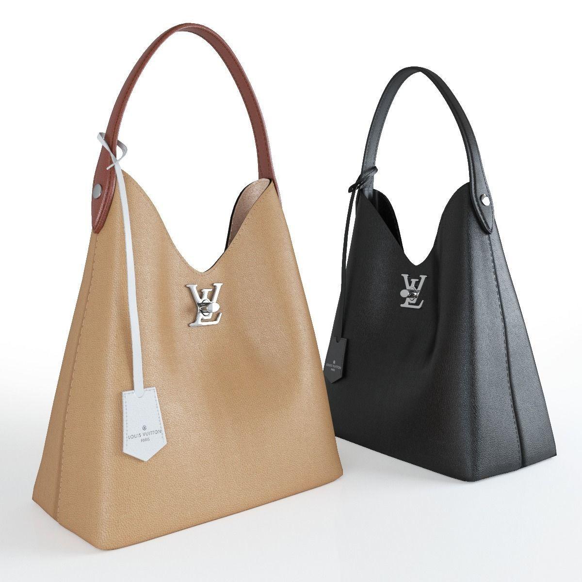 Louis Vuitton Women leather handbag