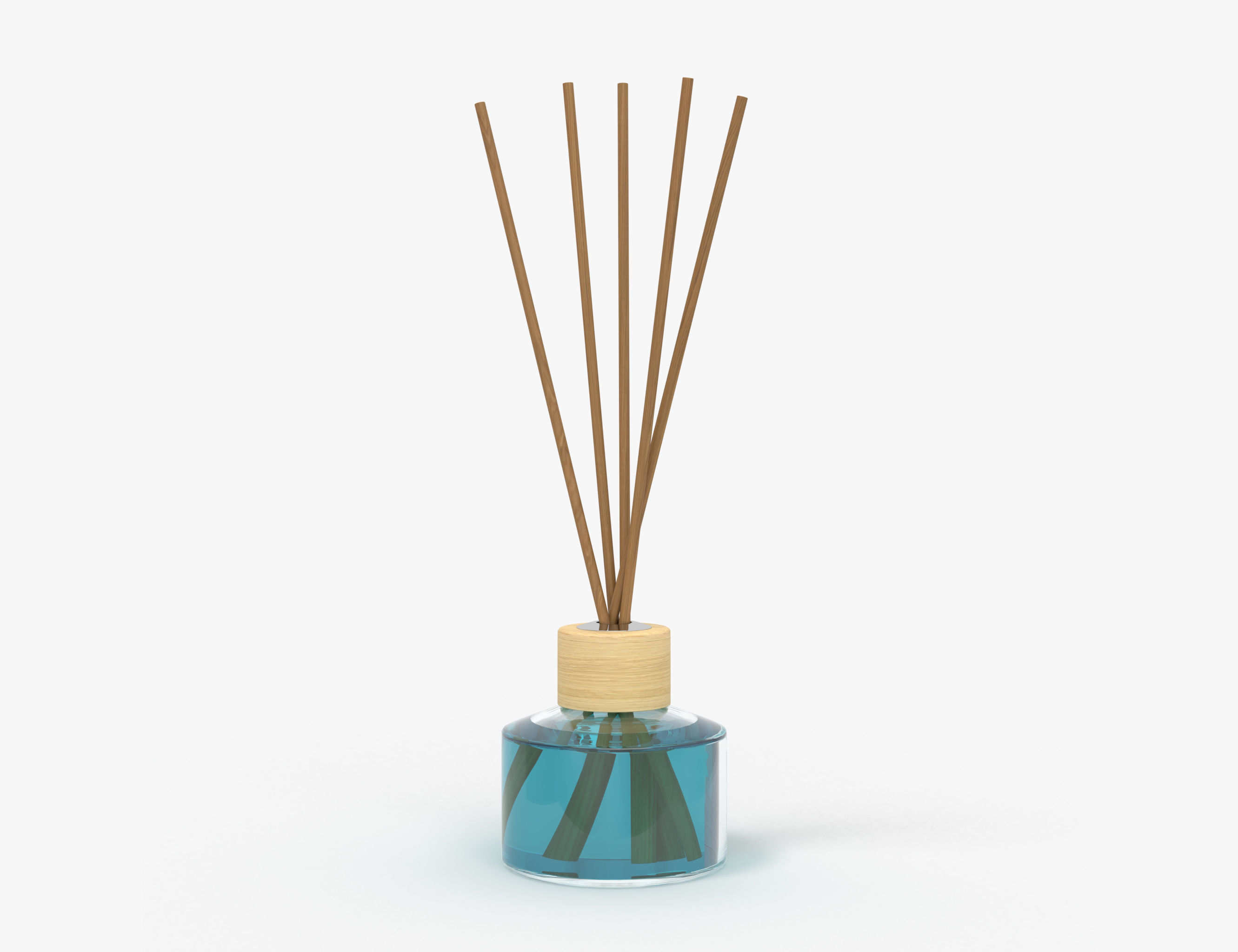 Air refresher bottle with sticks 04